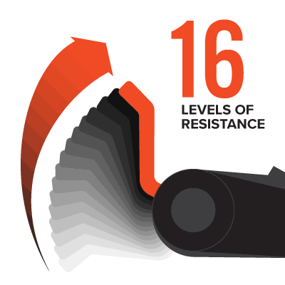 Image of Smooth, Lever Controlled Resistance Levels